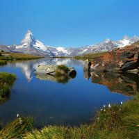 Вода как зеркало - красОты отражаются... :: Elena Wymann