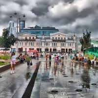 Городское лето :: Сергей Си