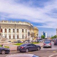 Екатерининская площадь в начале лета. :: Вахтанг Хантадзе