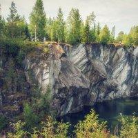 Горный парк Рускеала :: Kalevala .