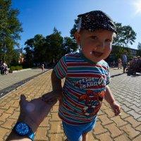 Солнечный мальчик :: Алеся Кайдалова