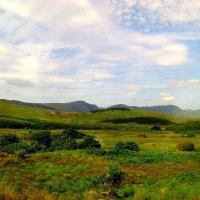 Ирландские пейзажи 2 :: Марина Домосилецкая