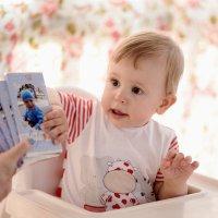 Первый день рождения :: Viktoria Shakula