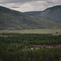Турбаза близ Байкала :: Алиса Колмагорова