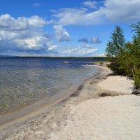 Маленькие пляжи Заполярья :: Ольга