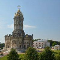Церковь Знамения Пресвятой Богородицы. :: Oleg4618 Шутченко