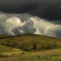 Стихия неба и гор красоты 3 :: Сергей Жуков