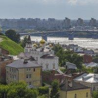 Нижегородский пейзаж :: Сергей Цветков