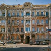 В марте на Гоголя... :: Вахтанг Хантадзе