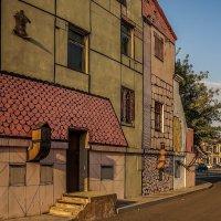 Набережная Цесаревича, Владивосток :: Эдуард Куклин
