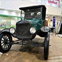 Ford Model T 1925 года :: Leonid Rutov