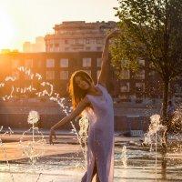 Летнее настроение фонтана :: Игорь .