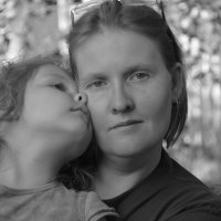 Дочки-матери :: Анастасия Смирнова