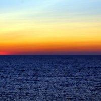 После заката. :: Ольга Анх