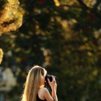 Ты сними меня фотограф :: Анатолий Шулков
