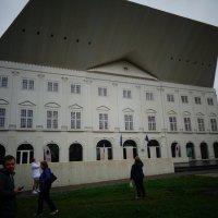 Знаменитый Нарвский колледж. (Эстония). :: Светлана Калмыкова
