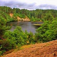 Природный парк Гирвас :: Анжела Пасечник