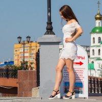 Прогулка по Йошкар-Оле :: Роман Царев