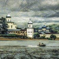 ВЕЛИКИЙ НОВГОРОД... :: Алексей Лебедев