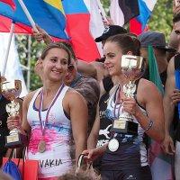 девчонки-чемпионки :: Олег Лукьянов