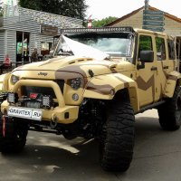 Only in a Jeep… :: Павел WoodHobby