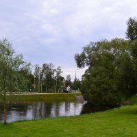 Августовское наводнение. :: zoja