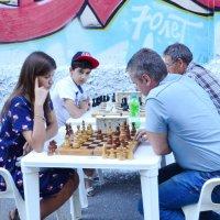 Шахматисты :: Владимир Болдырев