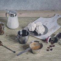 Утренний кофе :: Елена Ел