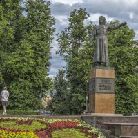 Памятник Минину :: Сергей Цветков