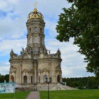 Церковь Знамения Пресвятой Богородицы в Дубровицах :: Ирина Рачкова