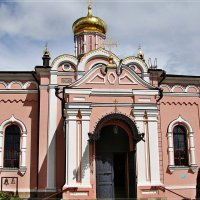 Успенский храм :: Veselina *
