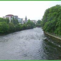 Ирландия, Гэлуэй, река Корриб :: Марина Домосилецкая