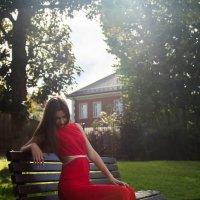 Фотопрогулка с прекрасной Викторией :: Марина