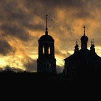 Церковь Сорока мучеников Севастийских в Рыбацкой слободе :: Алексей Грознов