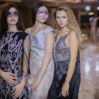 Три модели :: Darina Mozhelskaia