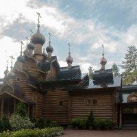 Храм Коневской божьей матери :: El Кондукова
