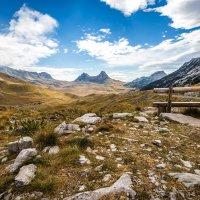 Черногория,север,2200 м над уровнем моря,Национальный парк Дурмитор. :: Олег Семенов