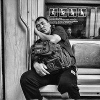 Московское метро. Август 2017. :: Игорь Сон