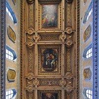 Потолок соборной галереи :: M Marikfoto