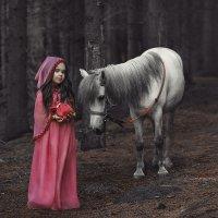 Заблудившаяся принцесса :: Любовь Махиня