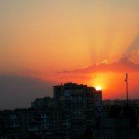 закат август :: AV Odessa