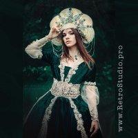 Хозяйка медной горы :: Milla Basargina