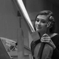 Не первая скрипка :: Александр Алексеев