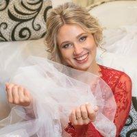 утро невесты :: Жанна Новикова