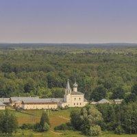Свято-Знаменский монастырь (XVII-XVIII вв., основан в 1598 г.) :: Сергей Цветков