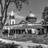 Бабушкин дворик... :: Дмитрий Янтарев