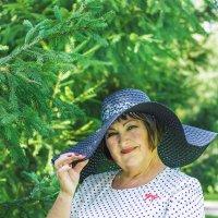Лето в шляпе :: Наталья Новикова (Камчатская)