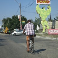 Вело качёк. :: AV Odessa