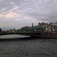 Мостик в Петербурге :: Митя Дмитрий Митя