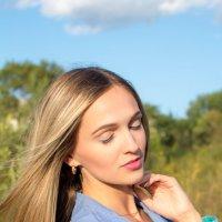 Прекрасная Анастасия :: Ксения Остапенко